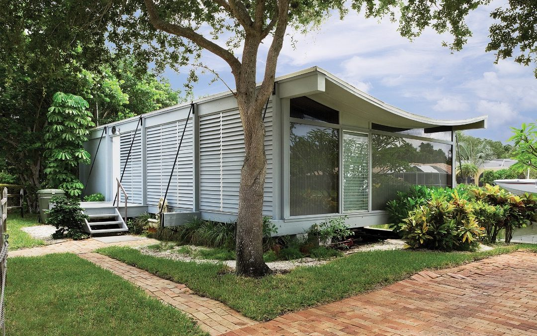 Sarasota Modern: Living by the Water in Florida's Subtropical Mid-Century Gems