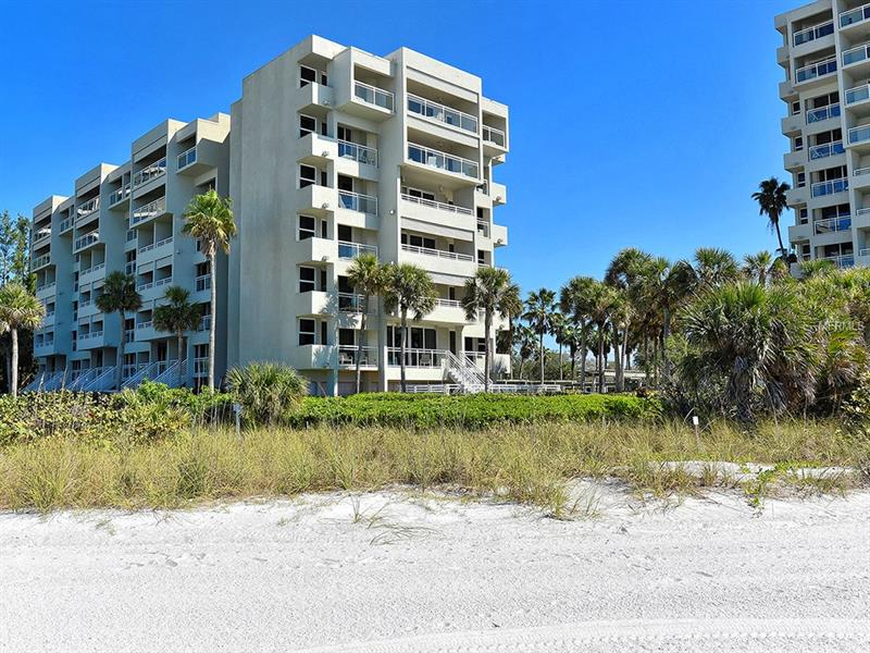 Just Sold:  Beachfront condo on Longboat Key for $470,000