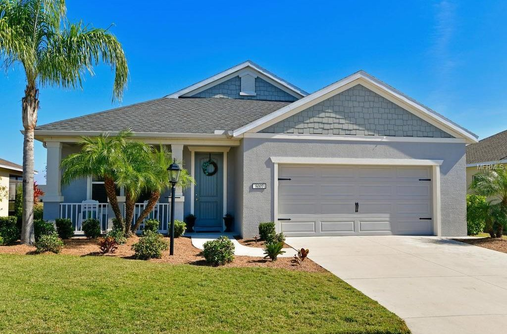 Just Sold:  Central Park family home in Lakewood Ranch