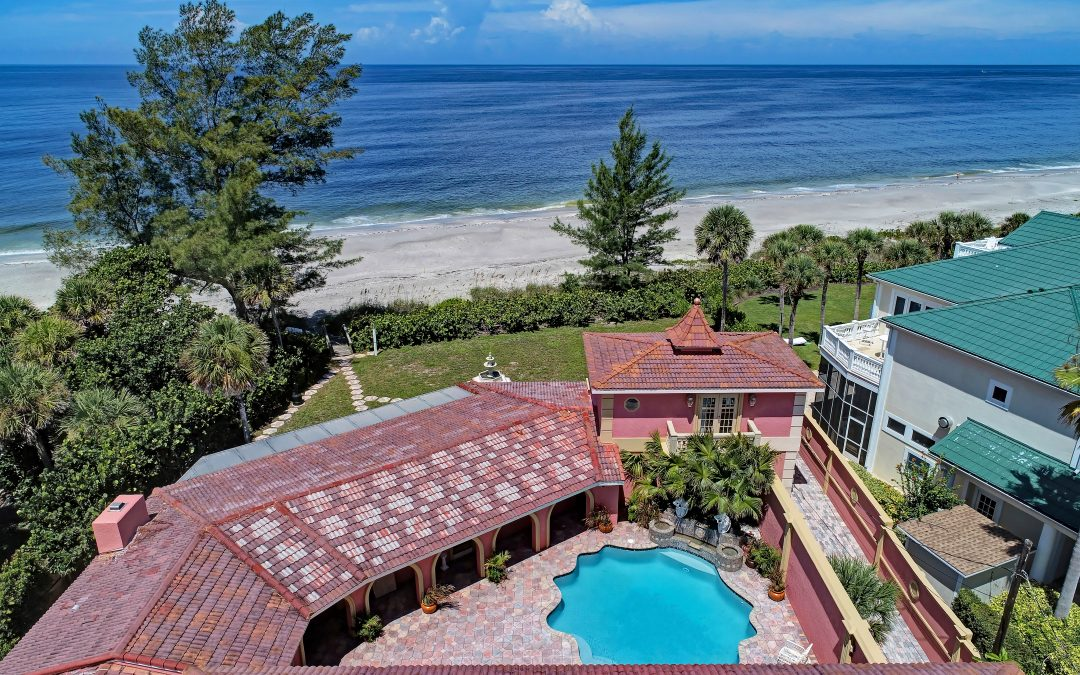 Just Listed: Beachfront Englewood home for $1,995,000