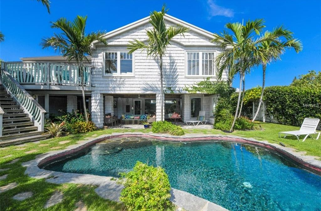 Just Sold: Anna Maria Island 3 bedroom pool home for $1.133M