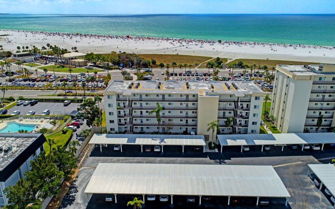 Siesta Key condo for $599,000: 797 Beach Road, Unit 103, Sarasota FL 34242