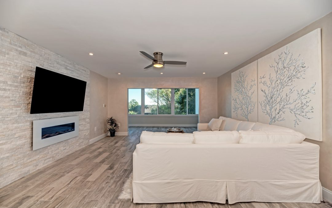 Just Listed: Completely Renovated Peppertree Condo on Siesta Key for $625,000