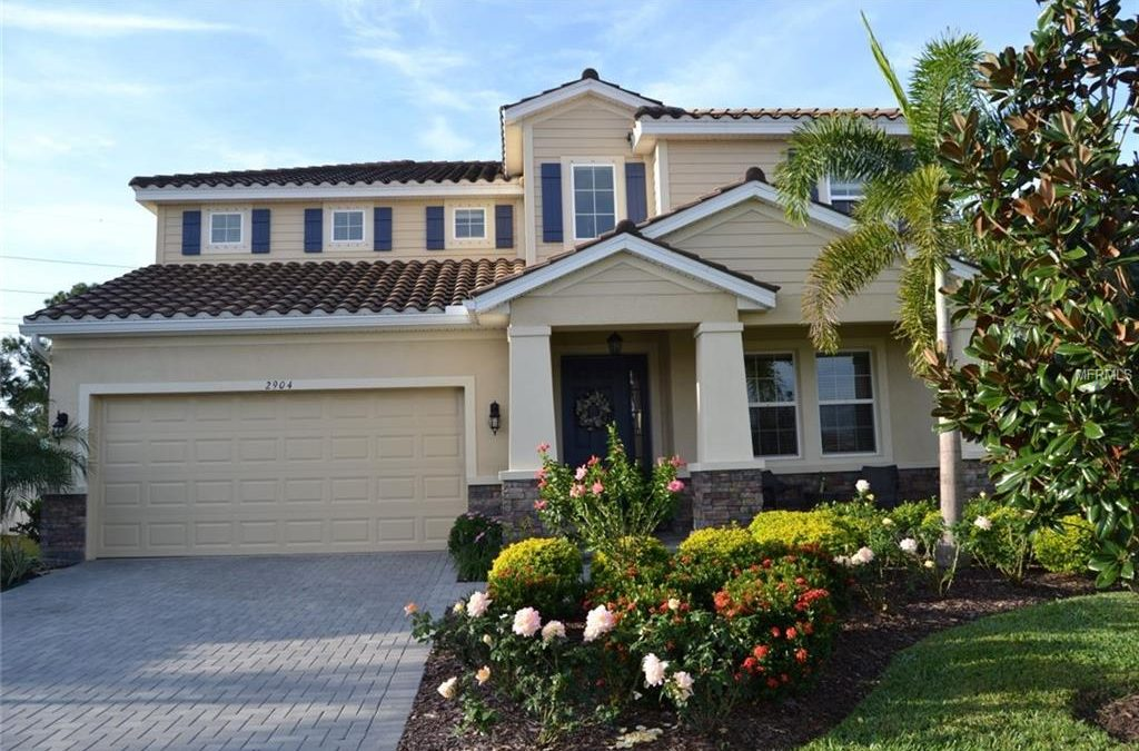 SOLD:  Immaculate 4 Bedroom Home in Soleil West
