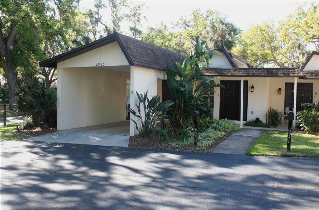 SOLD: Two Bedroom Villa in Sarasota