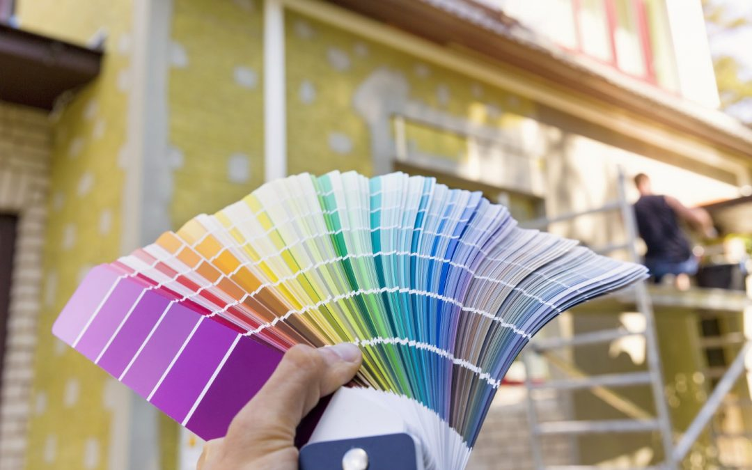 Stand Out! 7 Popular Exterior Paint Colors to Attract Home Buyers