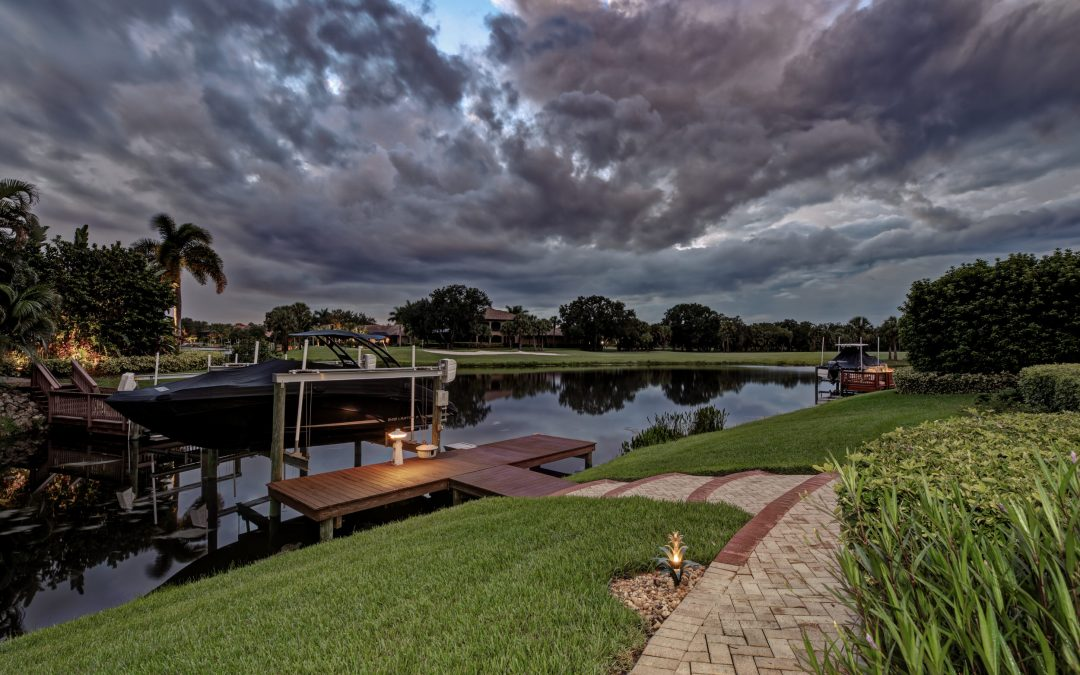 SOLD: Waterlefe Canal Front Home for $765,000