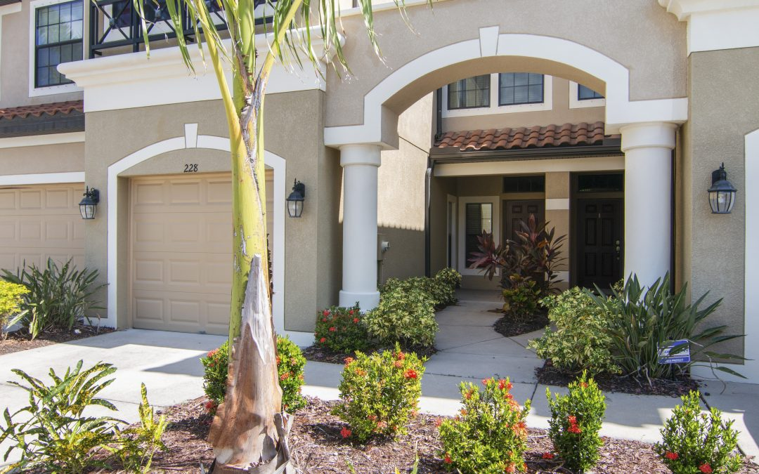 NEW LISTING: Maintenance Free Sarasota Townhome for $287,500