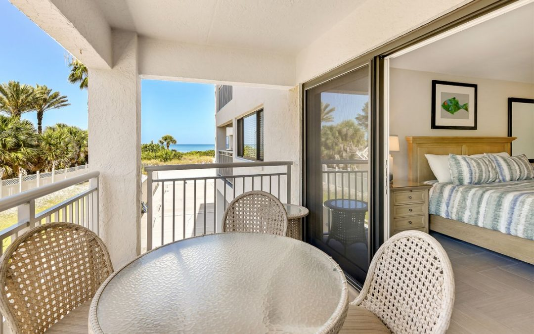SOLD! Siesta Sands Remodeled Condo for $675,000