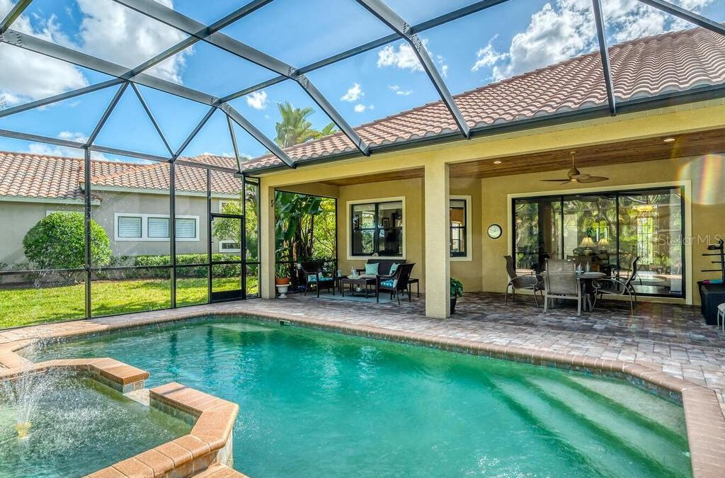 CLOSED! Lakewood Ranch County Club for $550,000