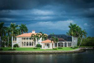 Florida Canal Home